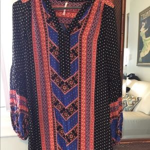 Free people dress tunic